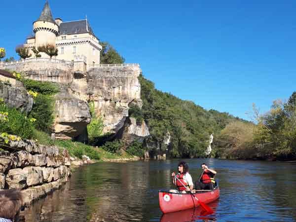 location de canoe Loisir evasion aux eyzies